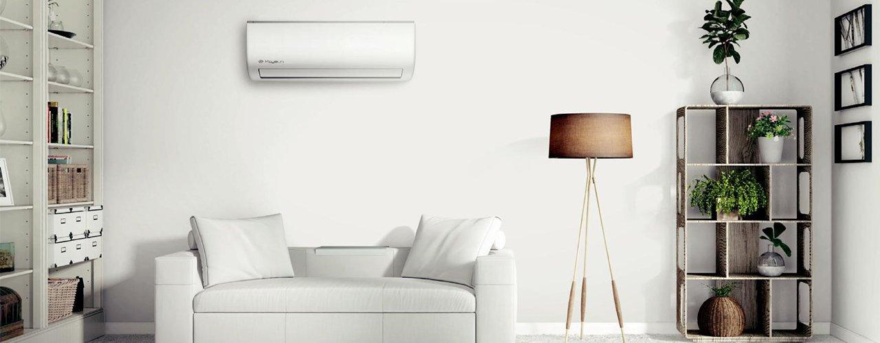Aer conditionat de pere, split de perete Kaysun - Climatica - Excelenta in Climatizare