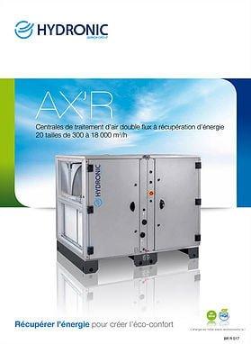 Centrala de tratare aerului - Debite de aer foarte mari - Climatica - Excelenta in climatizare