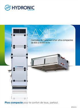 Centrala de tratare aerului - Climatica - Excelenta In climatizare
