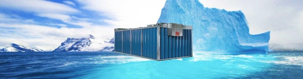 Stocarea energii ghetii -FAFCO - Climatica Excelenta in Climatizare